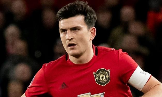Solskjaer confirms new Man Utd captain
