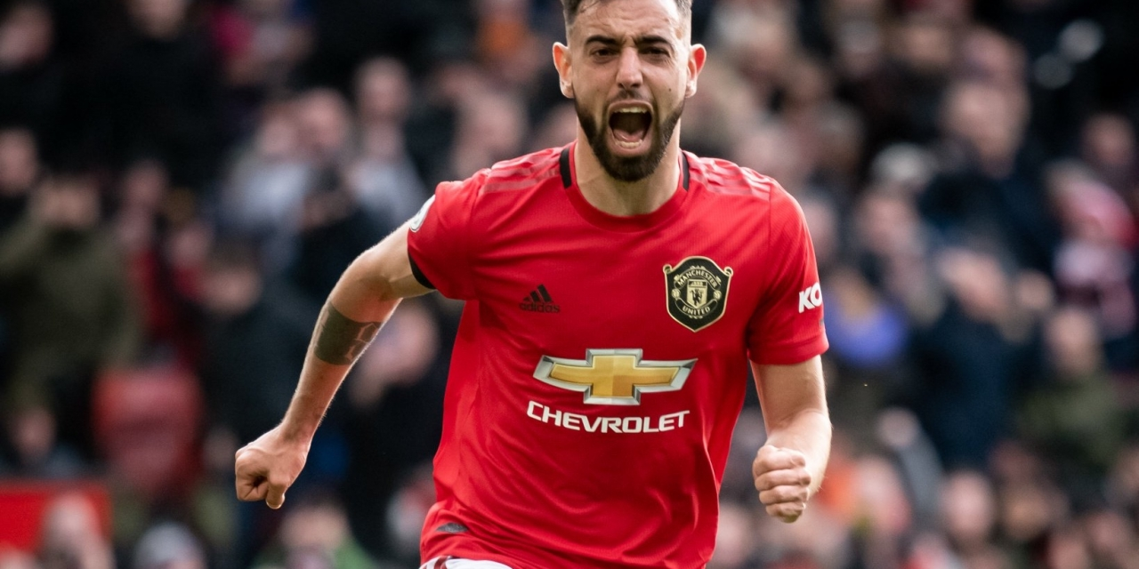 Fernandes off the mark as Man United thump Watford