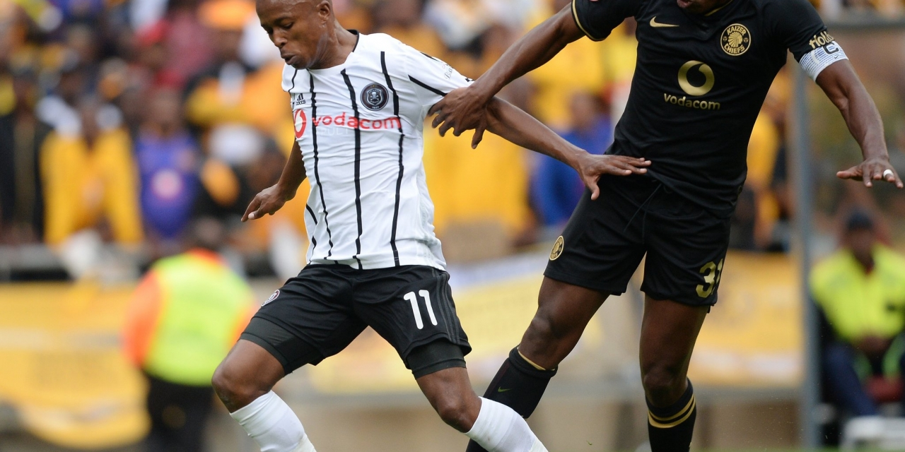 Katsande stretched off in Soweto derby