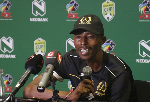 We know how to stop Billiat: Royal Eagles coach