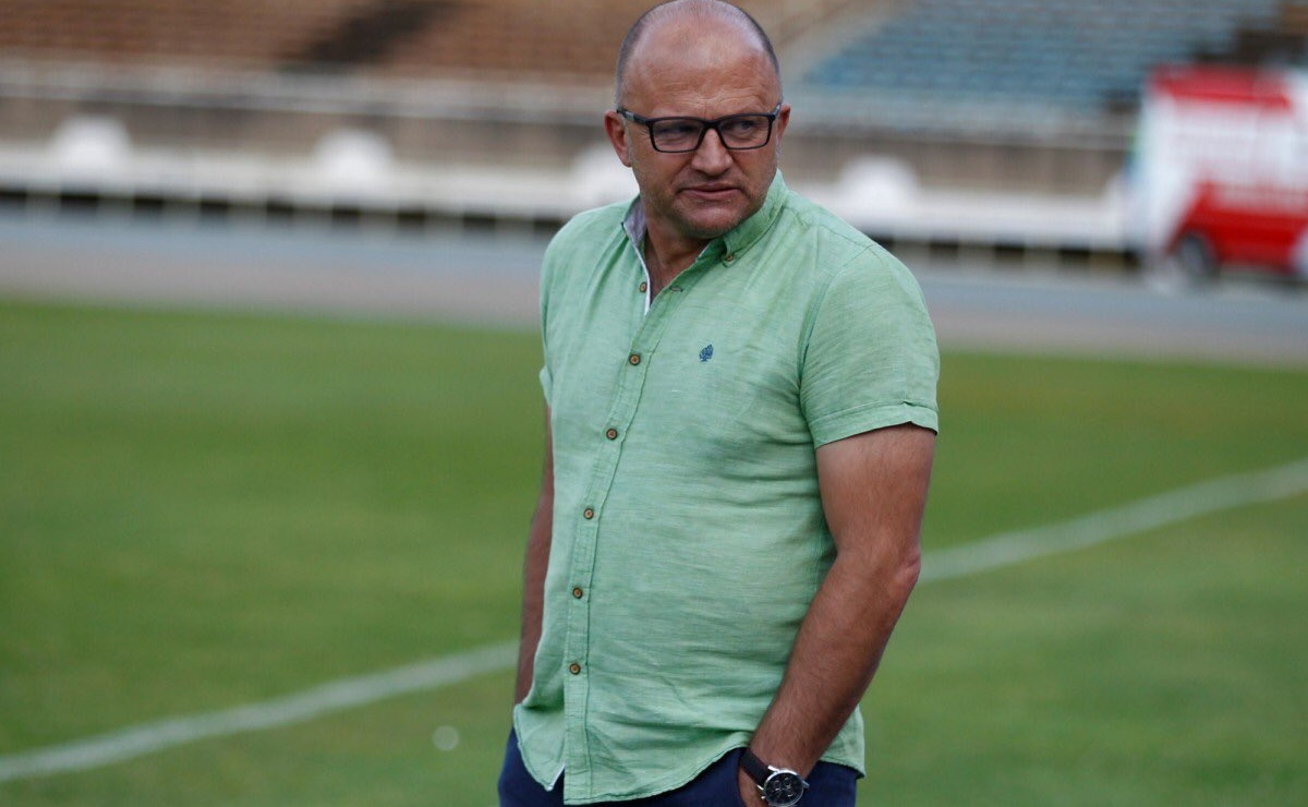 Early drama in Logarusic tenure as Croatian demands Antipas exit - soccer24.co.zw