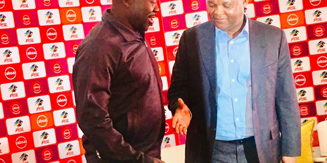 Pitso standing in the way of Tembo's second title as a coach