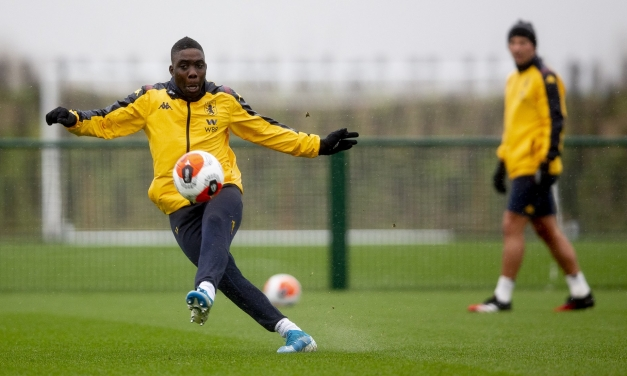 Aston Villa 'smell blood' ahead of Southampton, Nakamba likely to start