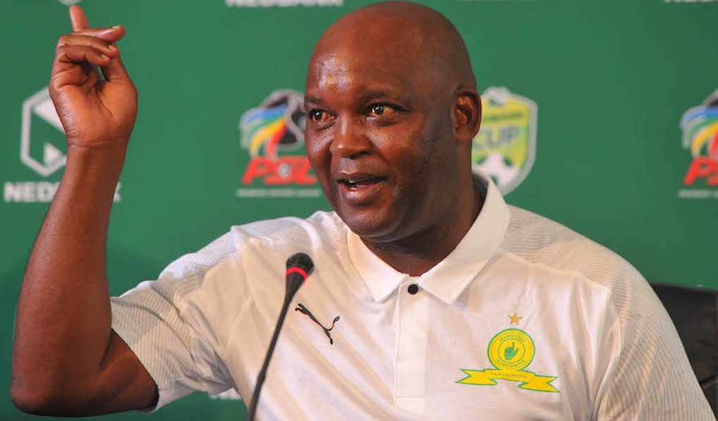 Pitso hails Kaitano Tembo's game-plan in Nedbank Cup clash
