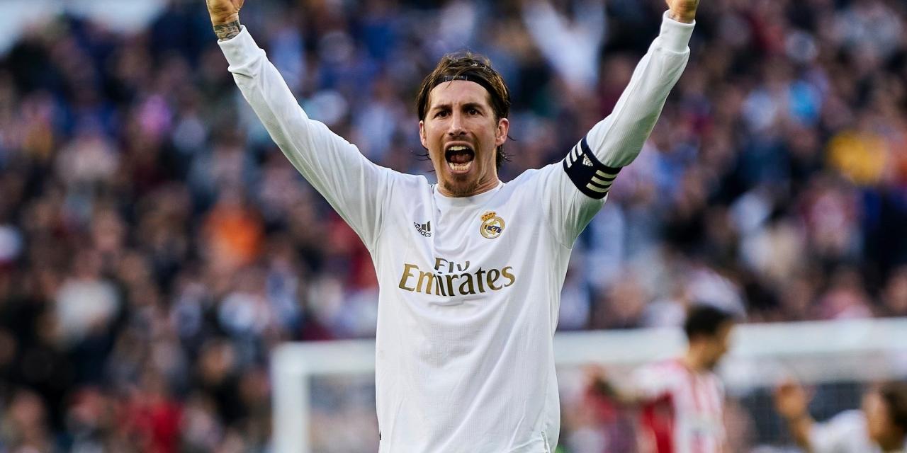 Real Madrid thrash Osasuna