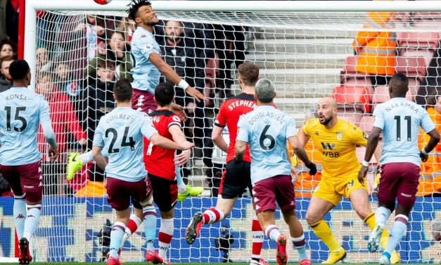 Southampton pile more misery on out-of-sorts Aston Villa