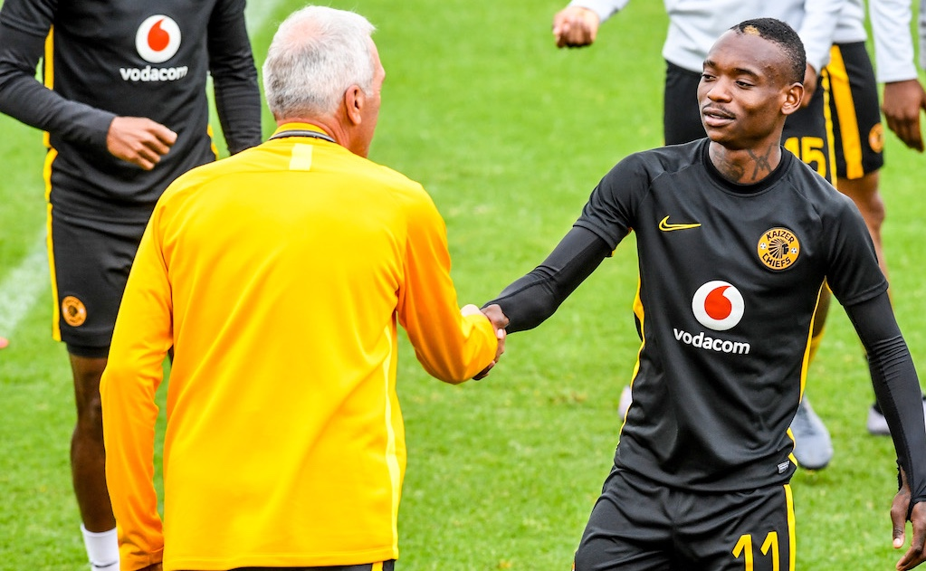 Can Billiat rekindle in the Soweto derby?