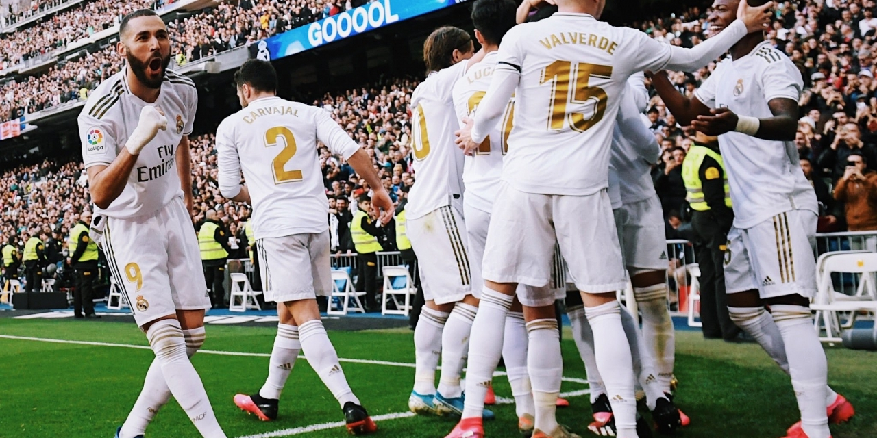 Benzema solitary strike propels Real to derby win over Atletico