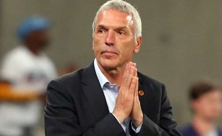 Kaizer Chiefs coach Middendorp delighted with Billiat return