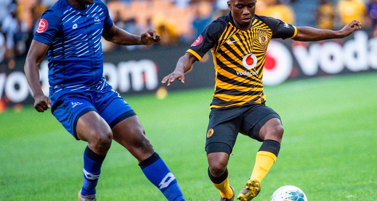 Claasen scores twice as Maritzburg United stun Kaizer Chiefs