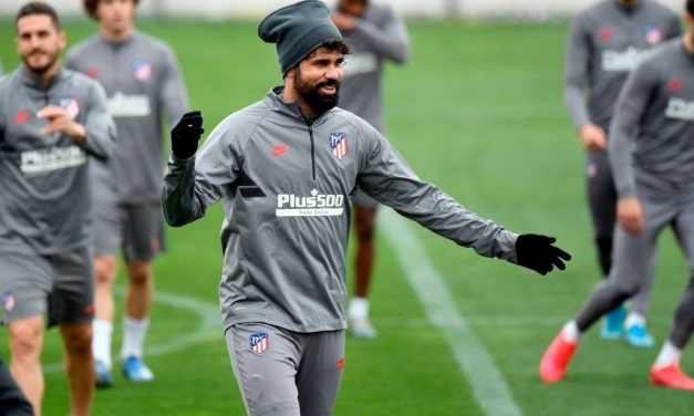Costa boost for Atletico ahead of mouth-watering Liverpool clash
