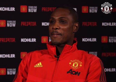 Ighalo explains shocking decision behind Man Utd loan move