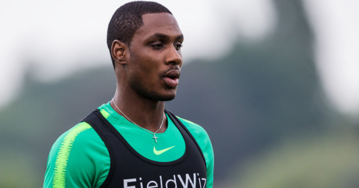 Ighalo dropped from Man Utd's Spain trip over coronavirus travel fears