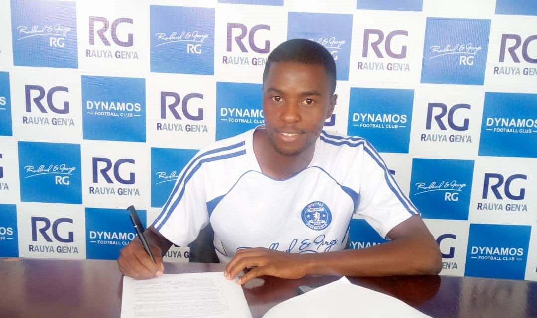 Soccer star of the year finalist rejoins Dynamos