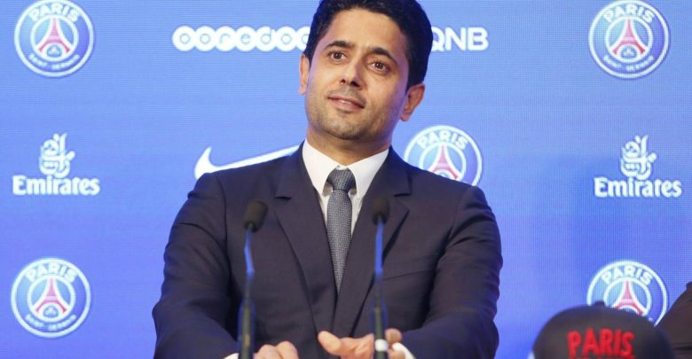 PSG president charged with corruption
