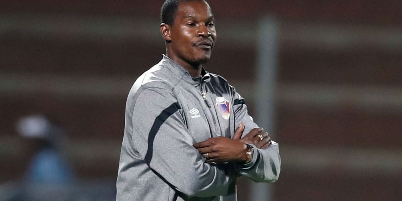 Mapeza on the verge of resigning at Chippa United-reports