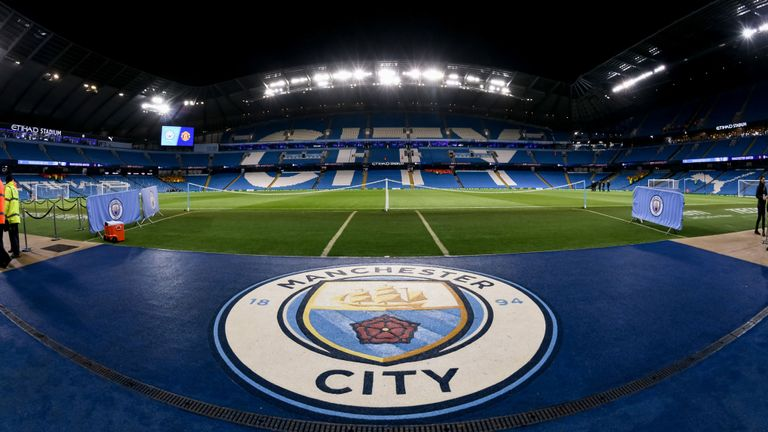 Official: Man City lodge appeal against European ban