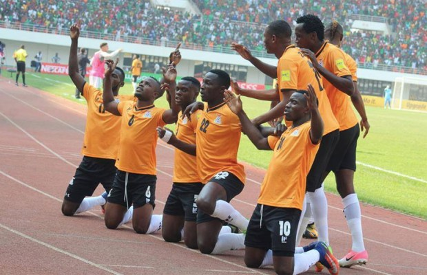 CAF slaps Zambian FA with punishment following fans' reaction to Zimbabwe loss