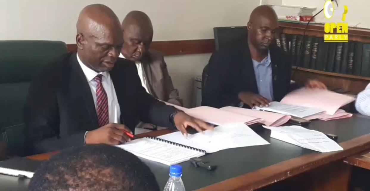 ZIFA board members grilled by parly committee