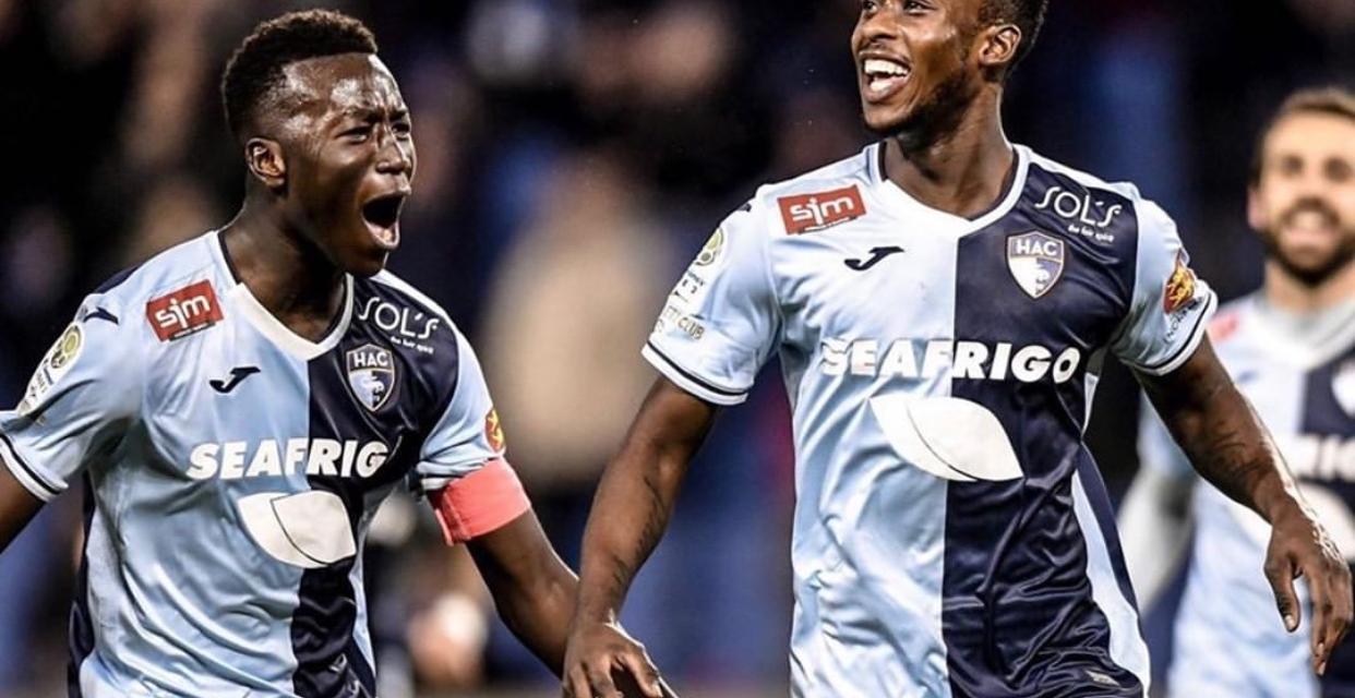 Official: Kadewere named Golden Boot winner in France