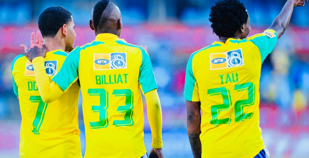 Sundows still your home, Pitso tells Billiat, Tau, Dolly - soccer24.co.zw