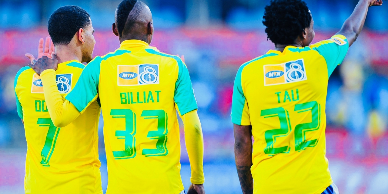 Sundows still your home, Pitso tells Billiat, Tau, Dolly