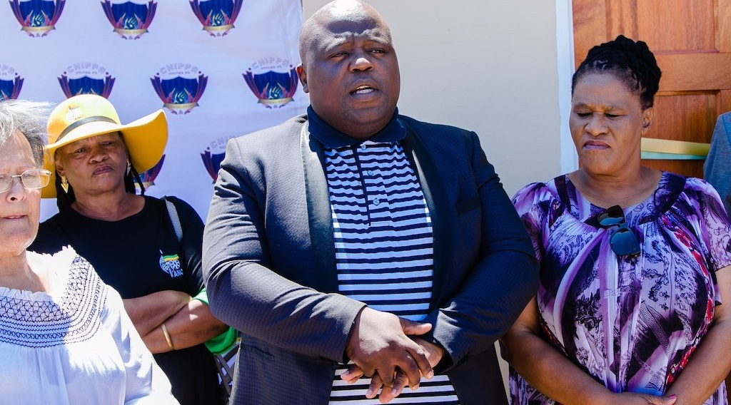 We are done with 'old school coaches', says Chippa United owner Mpengesi