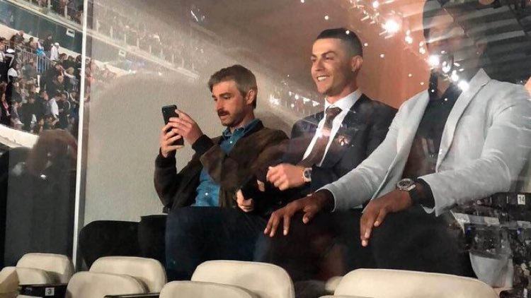 Video: Ronaldo's reaction to Real Madrid's first goal in El Clasico