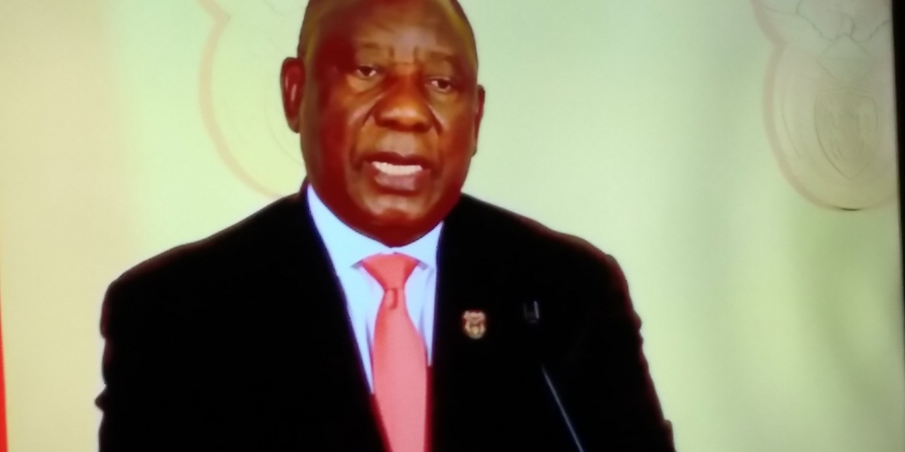 Breaking: ABSA Premiership in jeopardy as Ramaphosa declares Covid-19 national disaster
