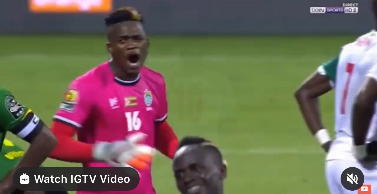 Video: Mkuruva reminds us of his impressive performance for the Warriors at AFCON 2017