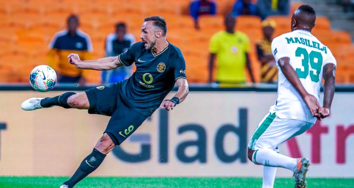 Chawapihwa stretched off as AmaZulu stun Kaizer Chiefs