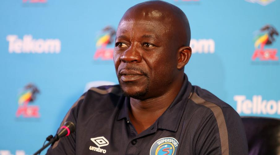 Tembo speaks on reports linking Gavin Hunt with SuperSport