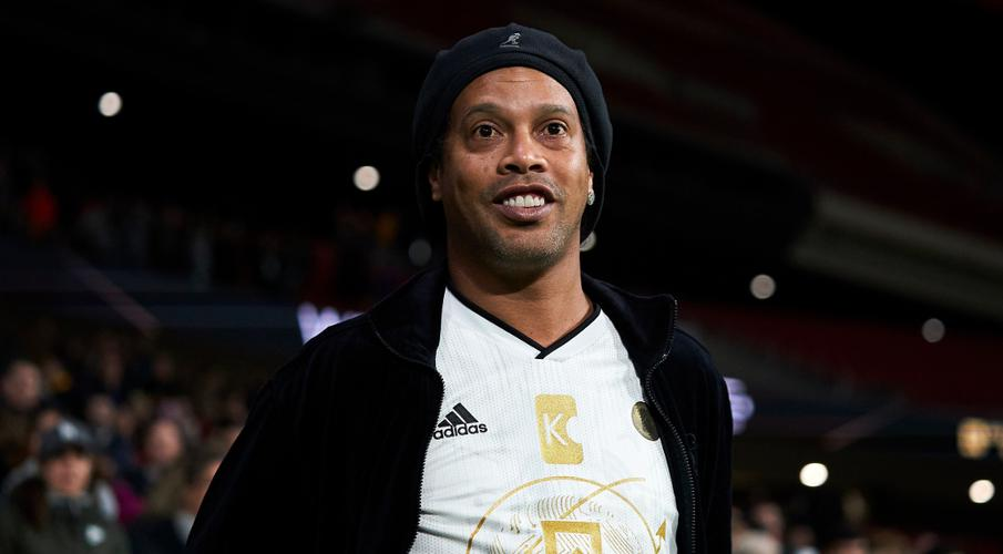 Date set for Ronaldinho's release