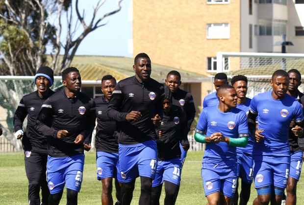 Senior players leave Chippa, less than a month after Mapeza departure