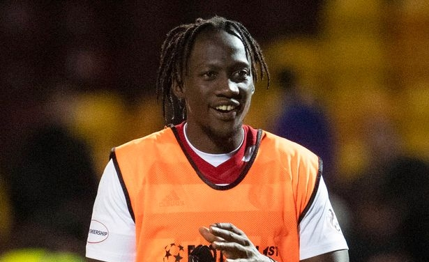 David Moyo named in Scottish League team of the week
