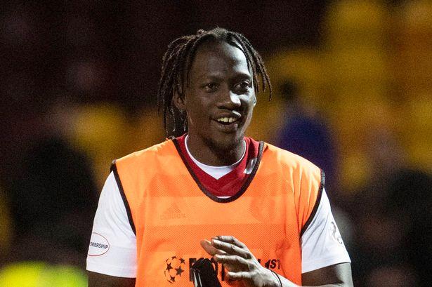 Zimbabwean forward gets new contract in Scottish top-flight