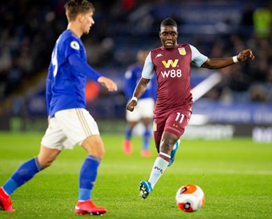 Dean Smith's thoughts on Nakamba performance in Leicester defeat