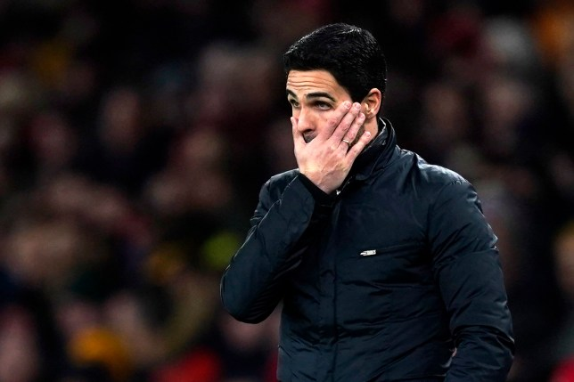 Mikel Arteta speaks on possible Arsenal sack