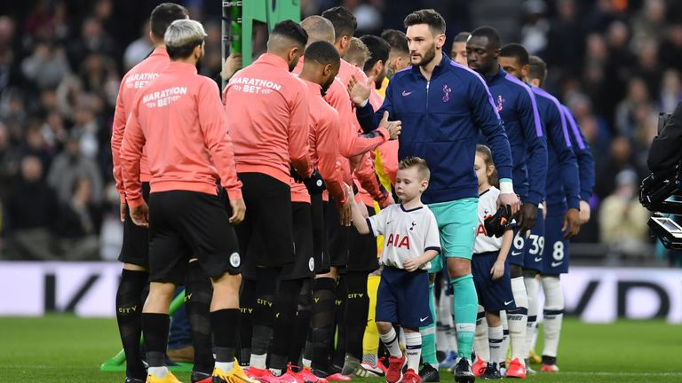 EPL bans pre-match handshakes between players