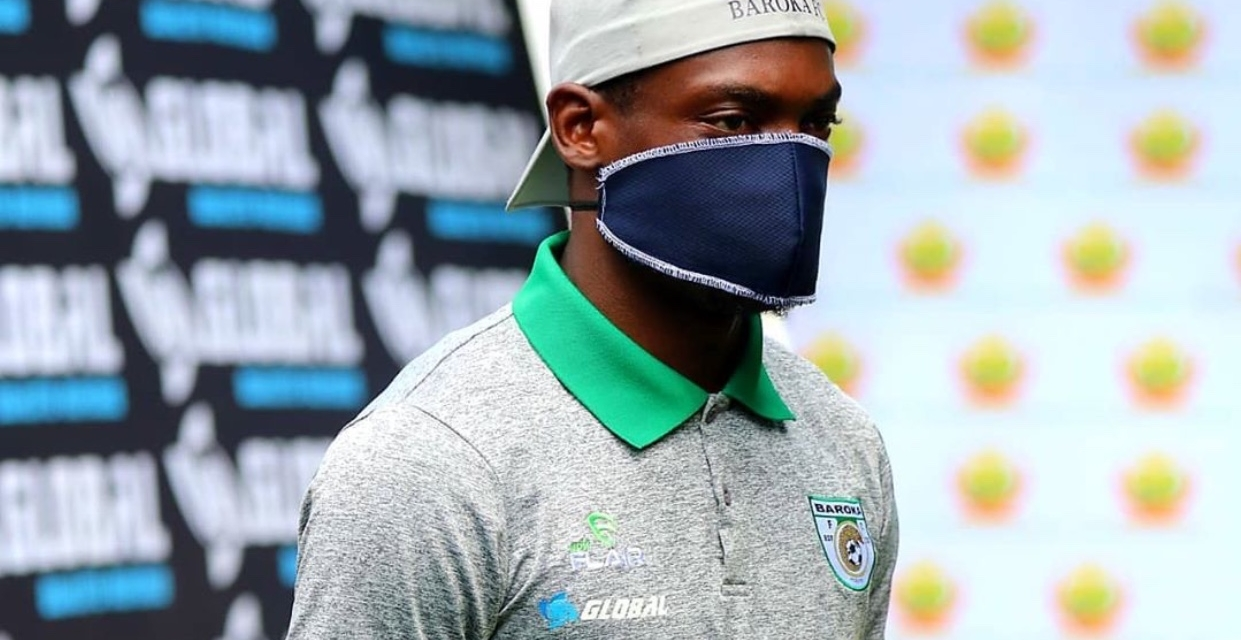 Chipezeze's Baroka gives back to the community during lockdown