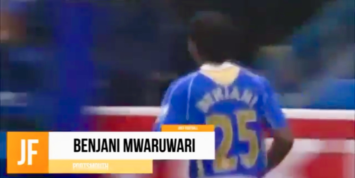 Video: Benjani's treble in a history-making encounter