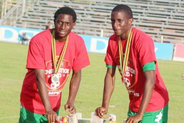 Twins that dazzled the Premier Soccer League