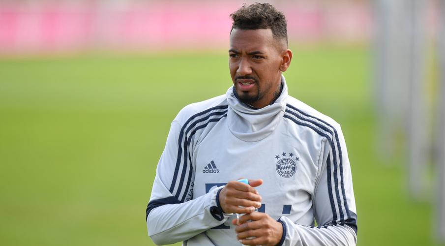 Jerome Boateng fined by Bayern Munich after getting in car accident