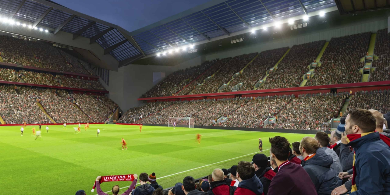 Liverpool's £60m Anfield redevelopment delayed by 12 months