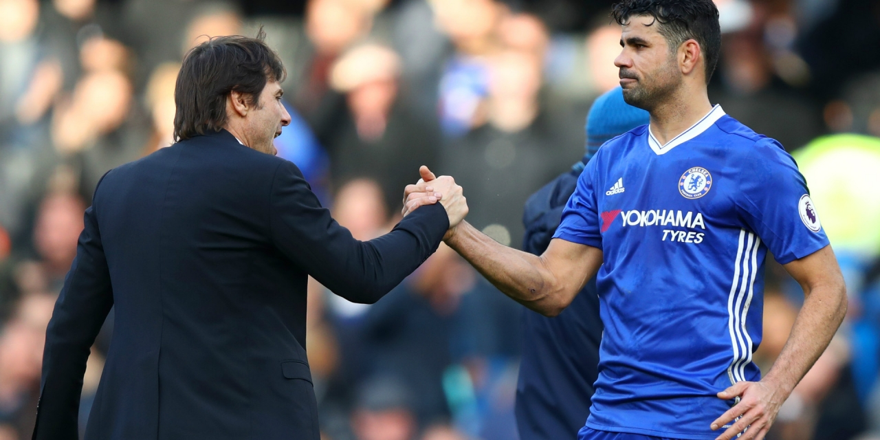 Antonio Conte would not last for long at Real Madrid: Diego Costa