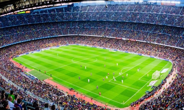 Barcelona to leave Nou Camp as home ground
