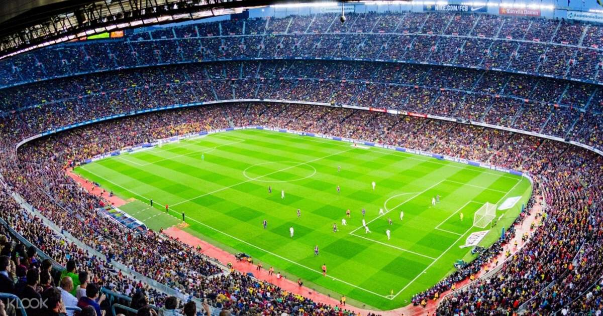 Barcelona to sell Camp Nou naming rights and give proceeds to charity