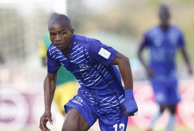 Nyoni training with SA club after Maritzburg United exit