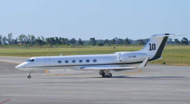 Mid air scare: Lionel Messi's private jet forced to make emergency landing
