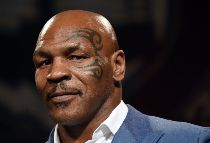 Mike Tyson's cannabis company wants Camp Nou naming rights